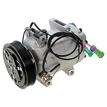 1x Compresor de aire acondicionado AUDI 100 4A,C4 2.3 E,2.4 D,2.5 TDI,2.6 ...