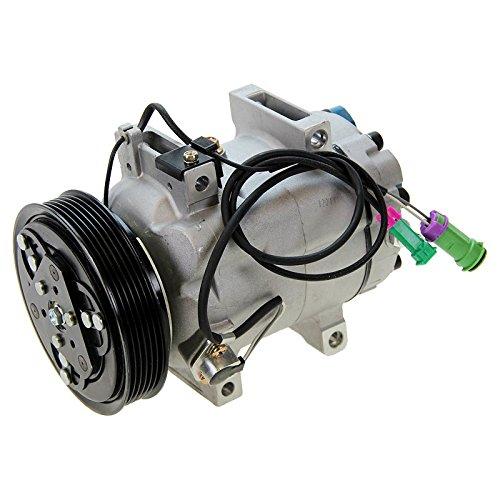 1x Compresor de aire acondicionado AUDI 100 4A,C4 2.3 E,2.4 D,2.5 TDI,2.6 QUATTRO,2.8 E,S4 TURBO QUATTRO 1990-94 + AVANT 4A,C4; AUDI 80 8C,B4 2.6,2.8 ...
