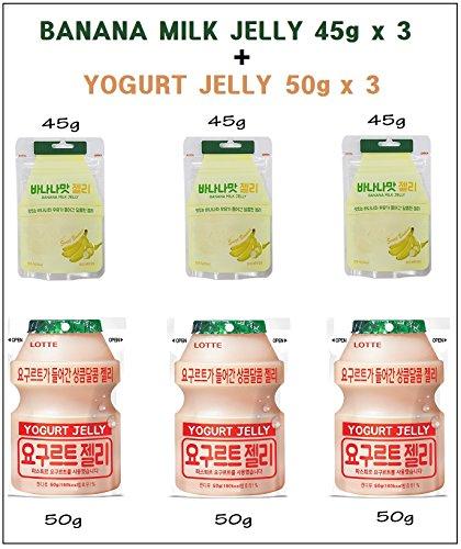 lotte-yogurt-jelly-50g-x-3-banana-milk-jelly-45g-x-3-hot-new-