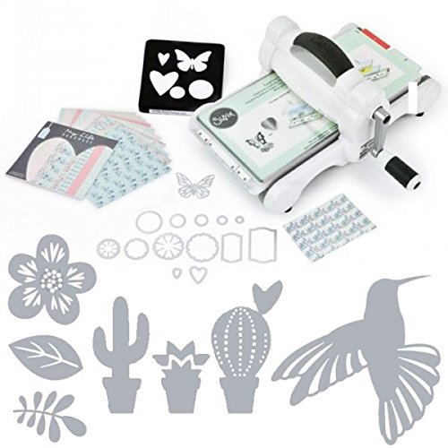Sizzix Big Shot starter kit - Tropical Edition by Youdoit