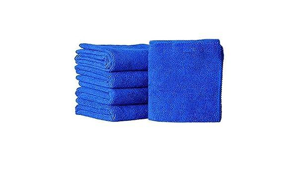 Voiks Bayeta de Limpieza de Microfibra, Coche Paños Toalla Ultra Grueso Toallas de Auto Limpieza de Polaco para Lavar el Coche de Pulido Secado Cera ...
