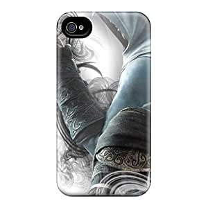Shock Absorption Hard Phone Covers For Iphone 6 With Support Your Personal Customized HD Assassins Creed Pattern DrawsBriscoe