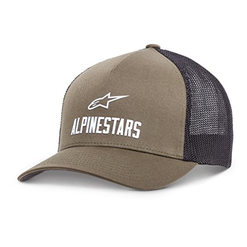 Alpinestars Men's Transfer Hat, Military, L/XL