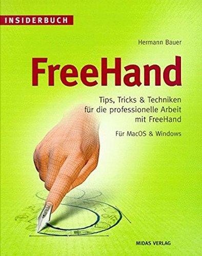 Insiderbuch Freehand: Tips, Tricks und Techniken