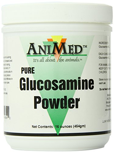 AniMed Glucosamine Hcl Pure for Horses, 16-Ounce