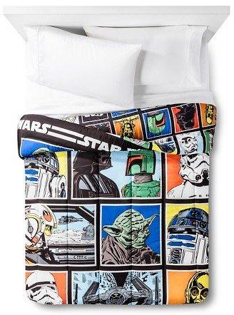 star wars comforter full - 3