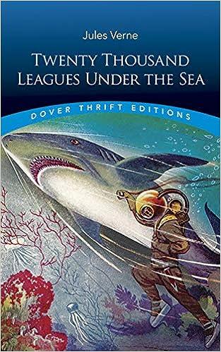 Twenty Thousand Leagues Under The Sea Jules Verne Philip Schuyler