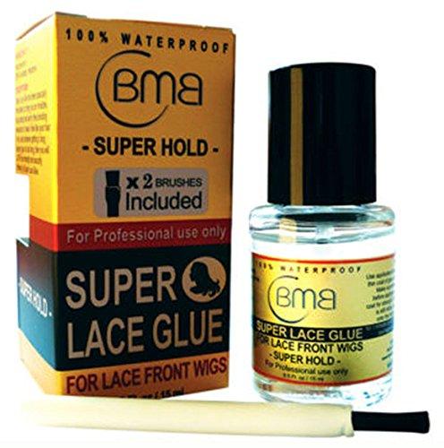 BMB Salon Super Lace Glue For Lace Wigs 100% Waterproof 0.5 Fl.Oz/ 15ml