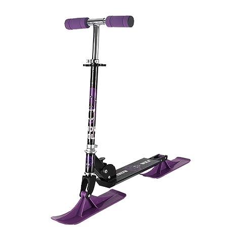 Amazon.com: Scooter infantil con ruedas de 125 lomos con dos ...