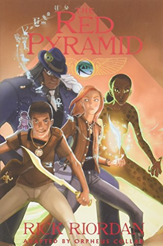 (The Red Pyramid: The Graphic Novel (Kane Chronicles))