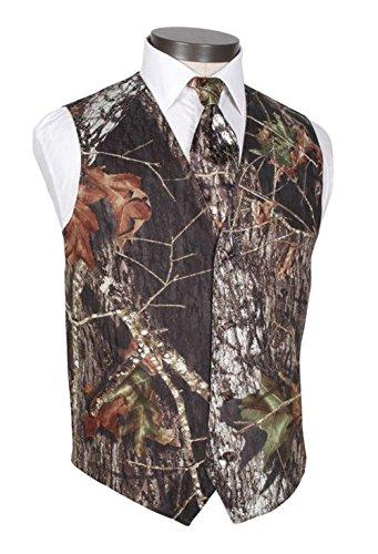 V Neck Camo Mens Wedding Vests Outerwear Groom Vest Realtree Spring Camouflage Slim Fit Mens Vests (XXL, Camouflage) Camouflage Mens Vest