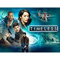 TIMELESS: SEASON ONE debuts on DVD September 19 from Sony Pictures
