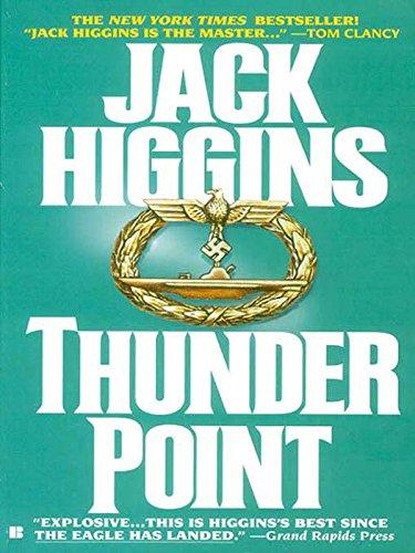 Thunder Point  Sean Dillon Book 2   English Edition