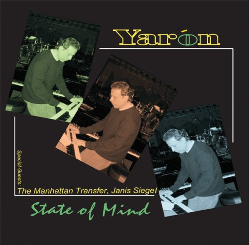 CD : Yaron - State Of Mind (Jewel Case Packaging)