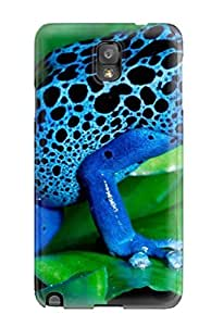Galaxy Note 3 Cover Case - Eco-friendly Packaging(frog)