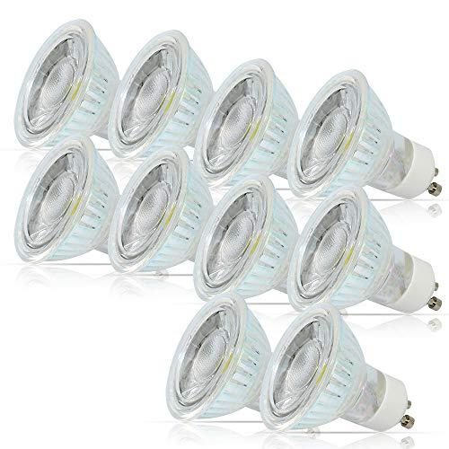 Gu10 High Power Led Light Bulb in US - 3
