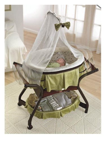 Fisher Price Zen Collection Gliding Bassinet Discontinued By Manufacturer
