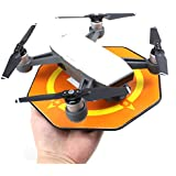Sunnylife Palm Landing Pad Mini Landing Field Parking Apron for SPARK Drone Orange