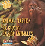 Animal Taste (El Gusto en los Animales), Kirsten Hall, 0836848233