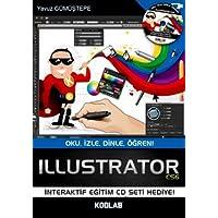 ILLUSTRATOR CS6: İnteraktif Eğitim CD Seti Hediye!