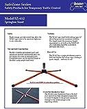 SZ-412 Adjustable Springless Quad Roll-Up Sign