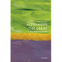 Alexander the Great: A Very Short Introduction (Very Short Introductions)