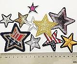 Dandan DIY 20pcs Random Assorted Stars Kid