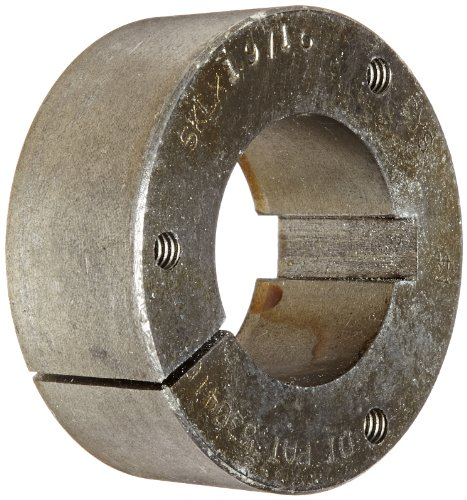 e-Grip Bushing, Ductile Iron, Inch, 7000 lbs/in Torque, Flangeless Design (Ductile Iron Sleeve)