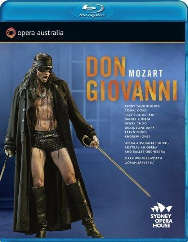 Mark Wigglesworth - Don Giovanni (Blu-ray)