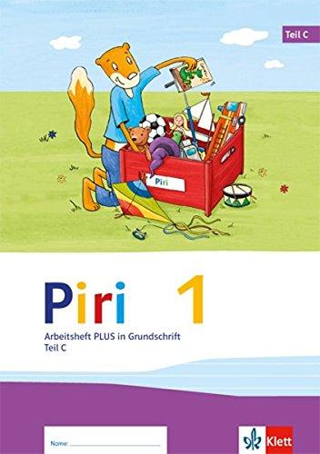Piri Fibel / Arbeitsheft PLUS in Grundschrift Broschüre – 1. September 2016 Klett 3123005607 Schulbücher Deutsch
