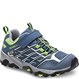 Best Merrell Athletic Shoes For Boys - Merrell Boys' Moab FST Low a/C WTRPF Hiking Review
