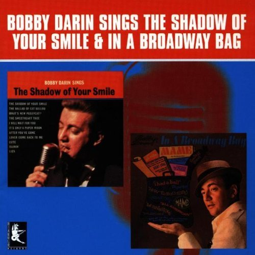 Price comparison product image Shadow of Your Smile / In a Broadway Bag by Bobby Darin