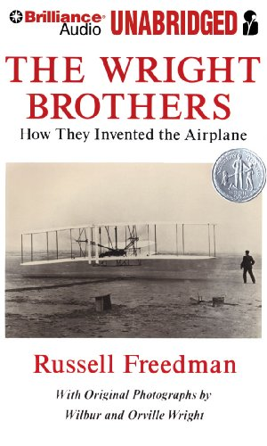 The Wright Brothers: How They Invented the Airplane by Brilliance Audio