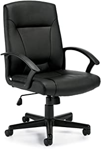 GOF Office Chair Back Protector Quality Chair, Multi Functional Computer Chair (BLK 11776B)