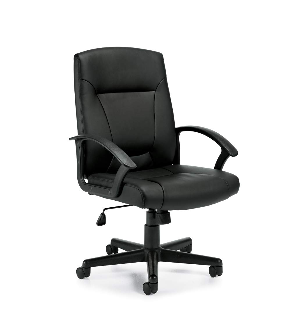 GOF Office Chair Back Protector Quality Chair, Multi Functional Computer Chair (BLK 11776B) by GOF