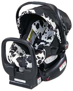 Britax Chaperone Infant Car Seat, Cowmooflage (Prior Model)