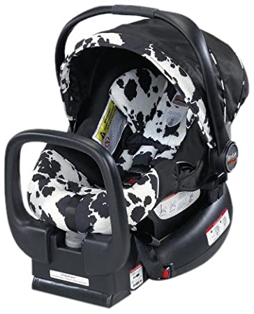 Britax Chaperone Infant Car Seat Cowmooflage Prior Model