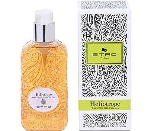 (Etro Heliotrope Perfumed Shower Gel 250ml/8.25oz)