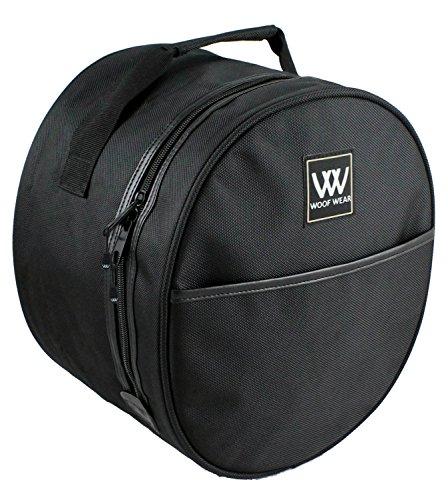Wuff-verschleiß - Hut-tasche - Schwarz - Schwarz - Größe: One Size