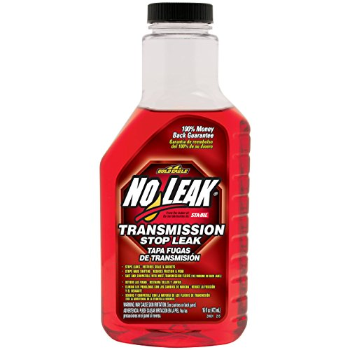 NO LEAK 20601-6PK Transmission Stop Leak, (Pack of 6)