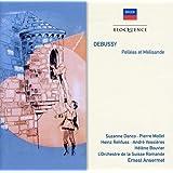 Debussy: Pelleas et Melisande (1952 mono)
