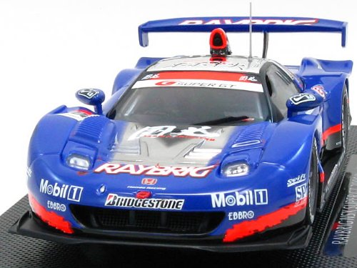 1/43 RAYBRIG NSX BRIDGESTONE #100(ブルー) 「オートバックス SUPER GT500 2009シリーズ」 44176