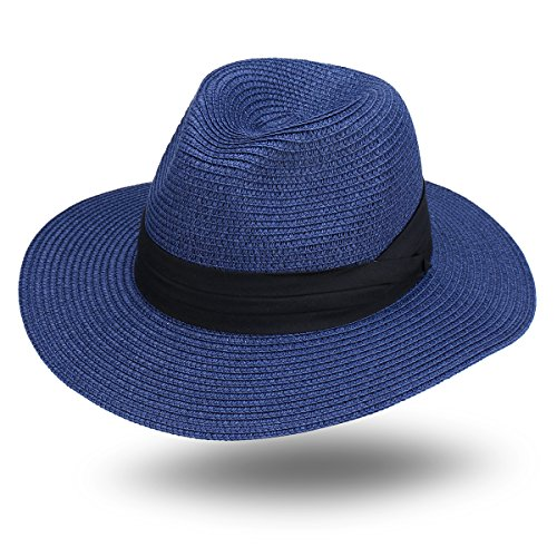 2aaa52d51bb0d2 We Analyzed 931 Reviews To Find THE BEST Panama Hat Blue