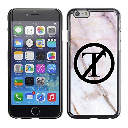 "Print Motif Coque de protection Case Cover // Q04130533 Pas trump marbre closeup // Apple iPhone 6 6S 6G 4.7"""