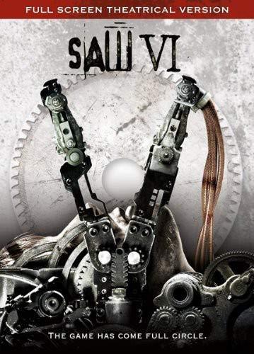Saw VI [Reino Unido] [DVD]: Amazon.es: Cine y Series TV