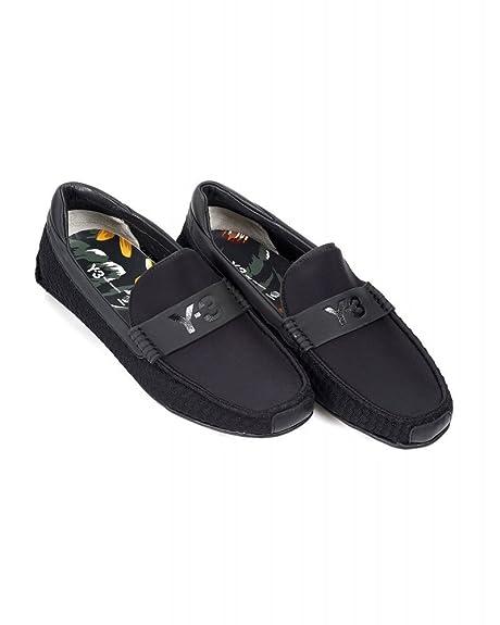 adidas - Zapatillas de Estar por casa para Hombre Negro Negro  Amazon.es   Zapatos y complementos dbcd617d7e9