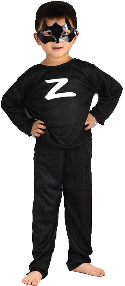 Cosplay Ropa Niño Negro Batman Super R Spiderman Anime Disfraz ...