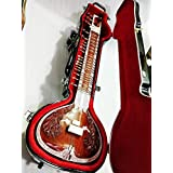 SITAR,highly professional concert quality Pt. Ravi Shankar style with fiber box Bulk/Wholesale also Available at Discount Price