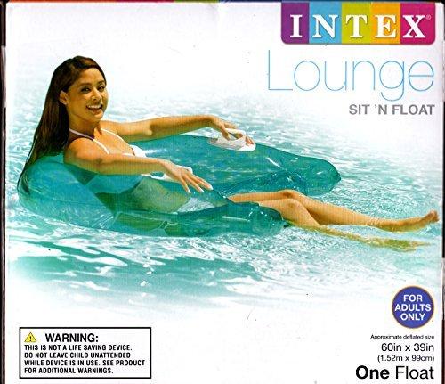 Intex Lounge Sit N Float 10