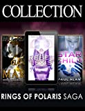 Rings of Polaris Saga Collection, Rebel Lexis, Giants of Mars, & Star Child